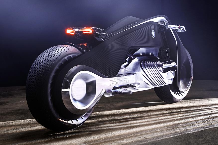 BMW Vision Motorrad Next 100 Motorcycle