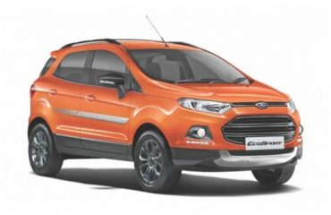 Ford EcoSport Signature Edition
