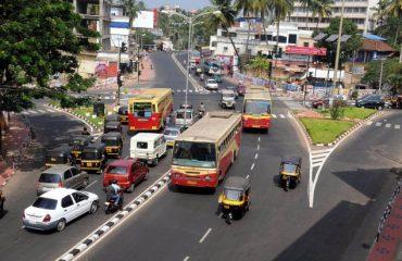 Indian road traffic
