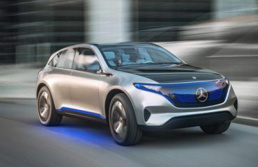 Mercedes Benz EQ Concept images