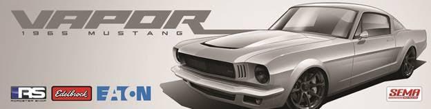 '65 Mustang Fastback