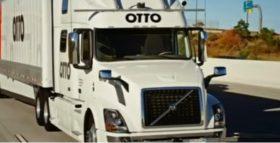 Otto self driving truck