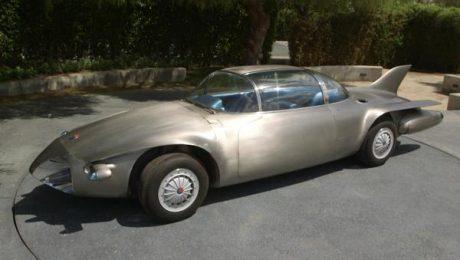 1956 General Motors Firebird II