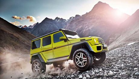 2017 Mercedes-Benz G550 4x42 images