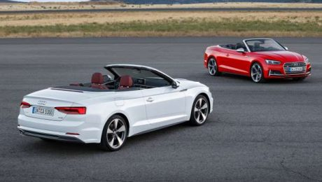 Audi A5/S5 Cabriolets