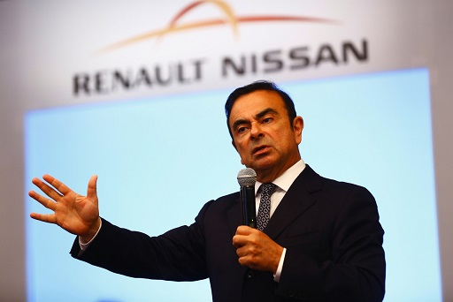 Carlos Ghosn Renault-Nissan