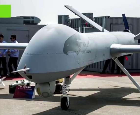 China CH-5 drone