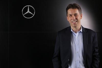Mercedes-Benz USA, CEO Dietmar Exler