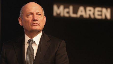 Ron Dennis McLaren