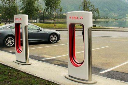 Tesla Supercharger Program