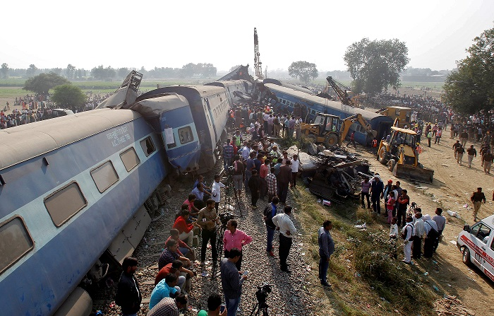 2016 Kanpur train crash