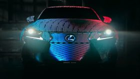 Lexus LIT IS revealed