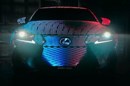 Lexus LIT IS revealed