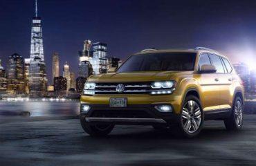 2018 Volkswagen Atlas images