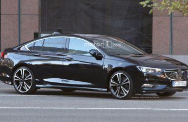 2018 Buick Regal Sedan and Wagon Spy