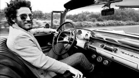Bruce Springsteen 1957 Chevrolet Bel Air convertible