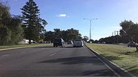 Hepburn Avenue in Kingsley