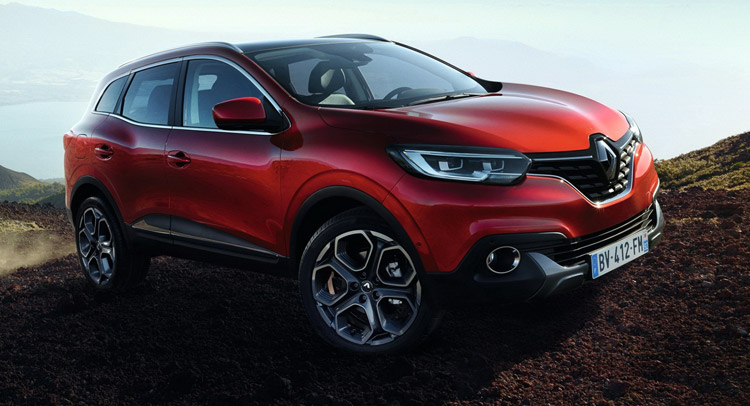 New Renault models leads European car sales