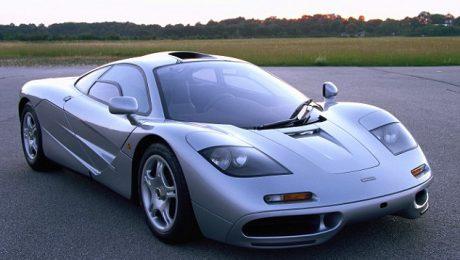 The 1994 McClaren F1