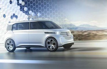 Volkswagen microbus electric Budd-e