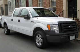 Ford F-Series, one of the best selling vehicles in USA