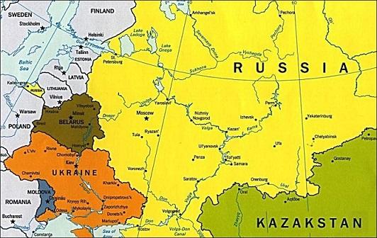 Ukraine missle tests, raising tensions for Russia