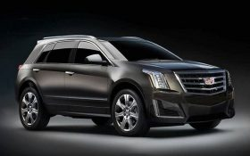 Cadillac XT3