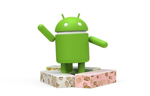 Android 7.1.1 Nougat version