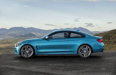 BMW 4-series car