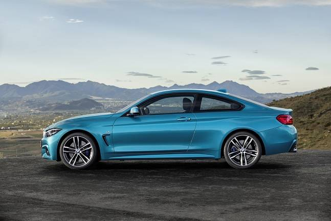 BMW 4-series car