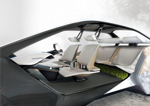 BMW Inside Future sculpture CES 2017