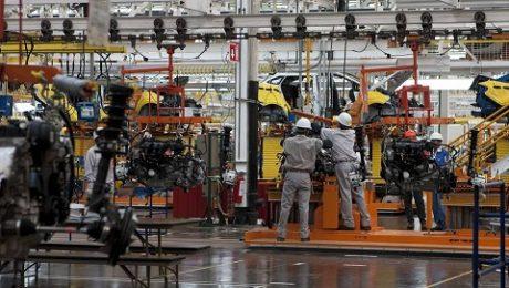 Ford Motor plant in Cuautitlan Izcalli, Mexico