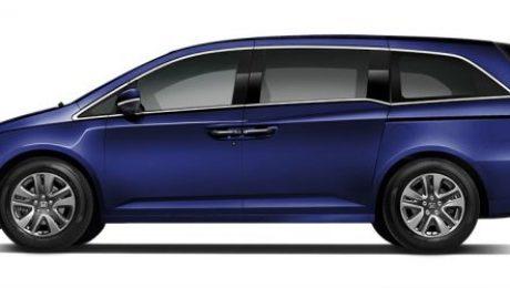 Honda Odyssey minivans