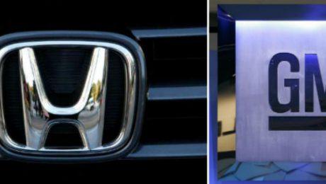 Honda Motor and General Motors