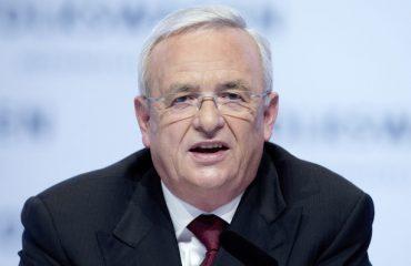 Former Volkswagen CEO Martin Winterkorn