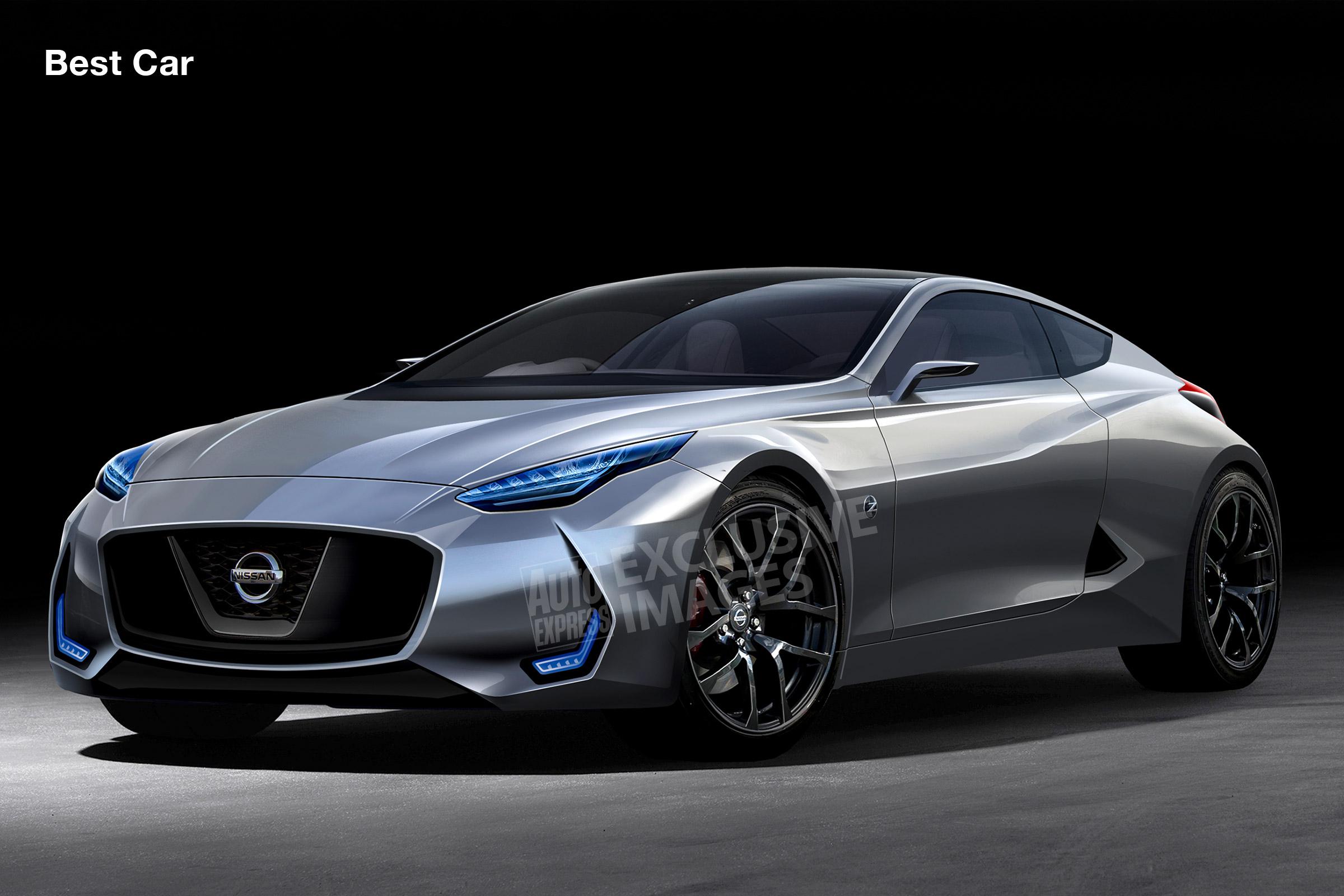 New Nissan Z-car concept