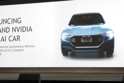 Nvidia, Audi AI self-driving