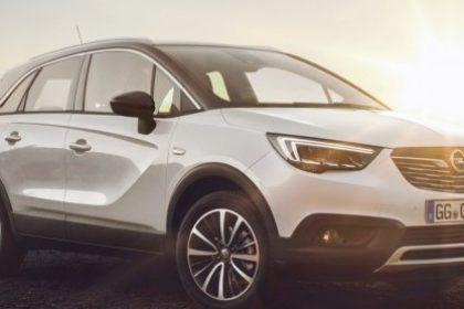 2017/2018 Opel Crossland X images
