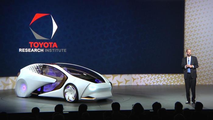 Toyota Concept-i car images