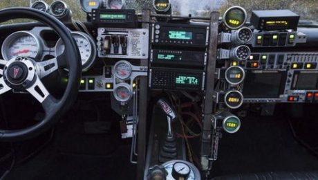 Vin Diesel's xXx car