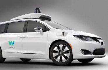 Alphabet's Waymo self-driving car