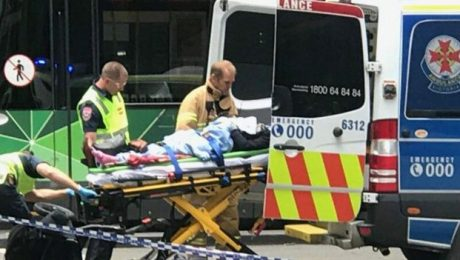 Melbourne car attack, January 2017, Paramedics treated about 20 people at the scene