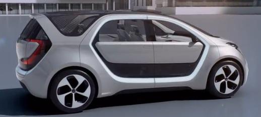 Portal concept car CES 2017