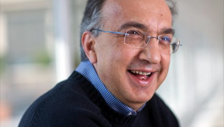 CEO Sergio Marchionne