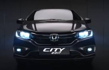 2017 Honda City teaser