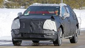 2018 Cadillac XT3 Test Mule Spied