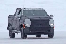 2019 Chevrolet Silverado spyshots