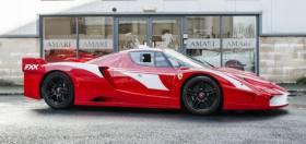 Street Legal Ferrari FXX images
