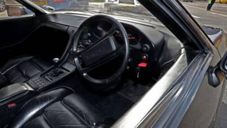 George Harrison Porsche 928 auctioned