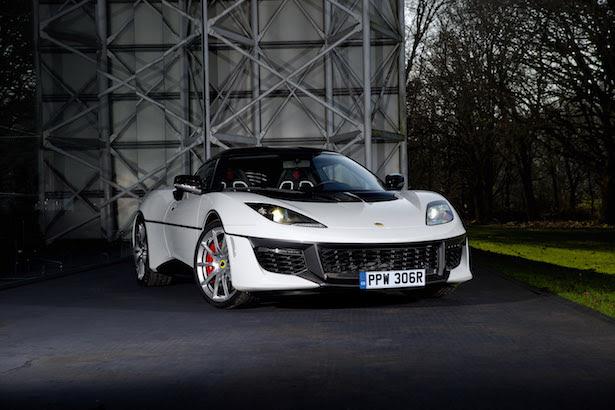 Lotus Evora Sport 410 images